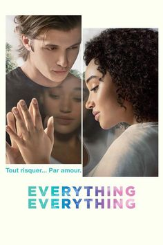 Everything, Everything    Support: BluRay 1080    Directeurs: Stella Meghie    Année: 2017 - Genre: Drame / Romance - Durée: 96 m.    Pays: United States of America - Langues: Français, Anglais    Acteurs: Amandla Stenberg, Nick Robinson, Anika Noni Rose, Ana de la Reguera, Taylor Hickson, Farryn VanHumbeck, Danube R. Hermosillo, Robert Lawrenson, Peter Benson, Dan Payne