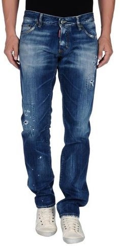 DSquared Denim trousers on shopstyle.co.uk