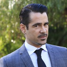 What do you think when you look in the mirror? http://www.womenshealthmag.com/sex-and-love/colin-farrell-interview/slide/2