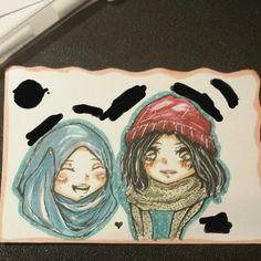 Mariaelena und ich♡