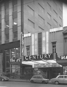 Century Picture theatre Queens St Auckland