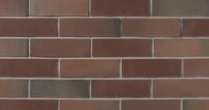 Brampton Brick's Architectural Brick Series offers a variety of textured bricks in a wide range of warm, through-the-body colors for any commercial building project Tile Floor, Brick, Clay, Architecture, Smooth, Clays, Arquitetura, Tile Flooring, Bricks