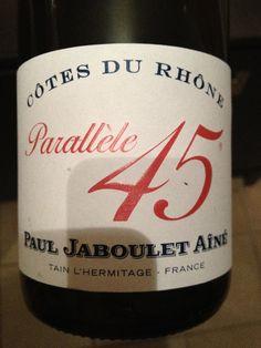 Jaboulet Parallele 45