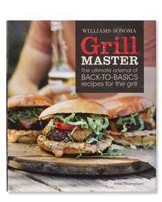 Grill Master -- Williams-Sonoma