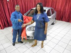 Mr & Mrs Mokoena taking delivery of their Chev Aveo! 🚗 We only post pictures with permission of the client #permissiongranted #WeGetYouMoving #AnotherSuccessfulDelivery ‪#SatisfiedClients #FinanceAvailable #ThroughAllMajorBanks‬‬‬‬‬‬ ‪#TheMotorManWay ‬‬‬‬‬‬#TheMotormanEffect #motorman #cars #nigel #Chev #Aveo #Sedan #RepeatClients For the best deals call us now at: 010 100 7600 Whatsapp us now at: 083 784 0258 Or Email us on: leads@motorman.co.za Proudly brought to you by MotorMan! 🚗