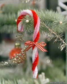 Adornos increíbles para tu árbol de navidad que NO son esferas