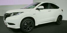 Honda Vezel crossover unveiled at 2013 Tokyo Motor Show