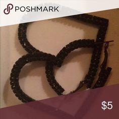 Heart earrings Cute earrings Jewelry Earrings