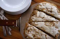Gluten Free Peach Muesli Breakfast Calzone. LIke the idea of a breakfast calzone.