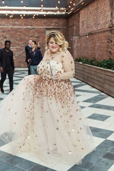 Four words: CustomChristian Sirianogown. I mean, based on that fact alone we'd say Nicolette Masonof Marie Claire had the most amazingweddingever.The best part? The beauty doesn't endthere. We're talking about the chicest celebration Brooklyn has ever seen. From the sweet