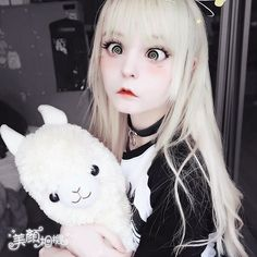 Cosplay I love this filter don't judge me ; (the app is called BeautyCam) - Kawaii Cosplay, Cosplay Anime, Cute Cosplay, Cosplay Makeup, Cosplay Girls, Mode Kawaii, Kawaii Girl, Kawaii Makeup, Cute Makeup