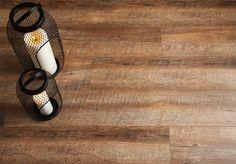 Feel free to walk all over these waterproof SPC floors. Luxury Vinyl Flooring, Vinyl Plank Flooring, Stair Nosing, Waterproof Flooring, New Deck, Radiant Heat, Planks, Innovation Design, Color Patterns