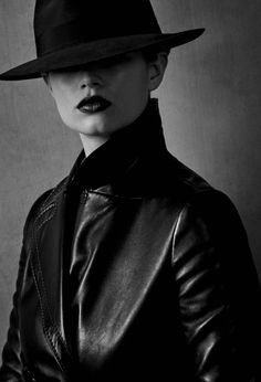 Anna Ewers by Peter Lindbergh for Vogue Germany March 2015