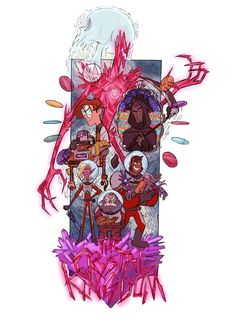 Re-listened to the Crystal Kingdom arc! Still so gooooooood!
