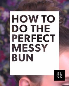 Trendy how to do a messy bun tutorial hairstyle ideas Ideas Hair Day, New Hair, Perfect Messy Bun, Messy Bun How To, Messy Hair Buns, Cute Messy Buns, Hair Ponytail, How To Do Bun, Buns For Long Hair