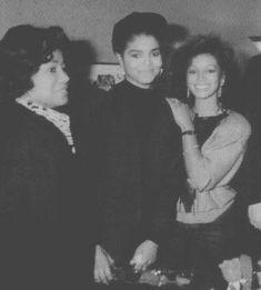 Janet Jackson Husband, Jackson Family, Michael Jackson, Gary In, Sisters Images, Smokey Robinson, Family Photos, Couple Photos, Las Vegas Shows