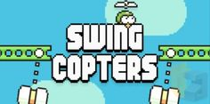 Swing Copters: Flappy Bird-Nachfolger angekündigt  #swingcopters