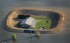 //flood defense Mississippi River