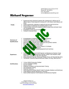 military to civilian resumes military to civilian resume samples 2008 opportunity drive 150
