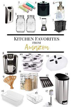 Must Have Office Gadgets - - Mutfak Aletleri Kitchen Gadgets - Black Kitchen Gadgets - - Must Have Kitchen Gadgets, Kitchen Must Haves, Affordable Storage, Affordable Home Decor, Amazon Home Decor, Home Organization Hacks, Kitchen Organization, Organizing, Apartment Must Haves
