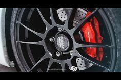 Porsche Boxster on OZ Ultraleggera Wheels Boxster S, Porsche Boxster, Oz Ultraleggera, Rims And Tires, Racing Wheel, Car Wheels, Honda, Cars, American