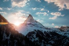It\'s no surprise that People often mistake our mountain as the inspiration behind the Paramount logo. Switzerland [OC][2000x1325] #Music #IndieArtist #Chicago