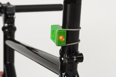 Cinelli Gazzetta with USB Light Shamrock Green