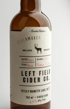 Packaging Design. Drink Up.