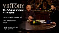 THE FIRST, SECOND AND THIRD HARBINGERS with Kenneth Copeland and Jonathan Cahn (aired 1-25-2016) on BVOV (22.06 min)