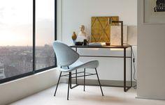 Archetypische Avantgarde. Damals war er seiner Zeit voraus. Heute zeigt sich sein zeitloser Charakter. Der Fishnet Chair ist klassische Designgeschichte.