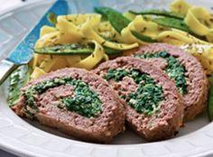 Receita de Rolo de Carne com Espinafres - http://www.receitasja.com/receita-de-rolo-de-carne-com-espinafres/