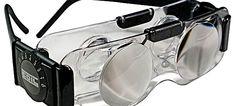 Binocular Glasses for Macular Degeneration