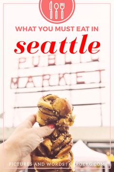Seattle Dining Guide: the ultimate guide to the best places to eat and drink in Seattle // Seattle Travel, Seattle Food, What to eat in Seattle, Best food in Seattle, Where to eat in Seattle, Seattle Restaurants, Seattle Dining, Best places to eat in Seattle. Seattle, Washington, USA #seattle #washington #emeraldcity #visitseattle #seattledining #foodie #seattleeats