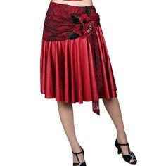 Ballroom Dress Dance Costumes Dance Latin Modern Exercise Skirt SM 2100 | eBay