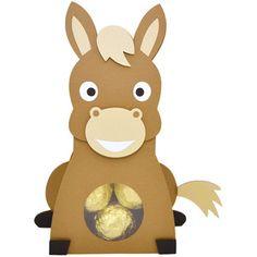 Silhouette Design Store - View Design #125876: cute horse box