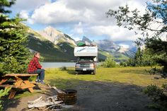 Wohnmobil-Tour durch Westkanada/Alaska: Auf ins Abenteuer