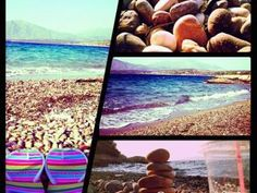Porto Heli summer postcard Beach Mat, Studios, Outdoor Blanket, Summer, Porto, Summer Time, Summer Recipes