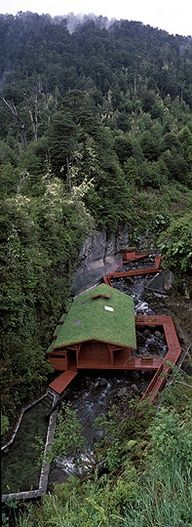 Hot Springs, Villarrica National Park, Chile http://www.travelbrochures.org/50/south-america/chill-out-holidaying-in-chile