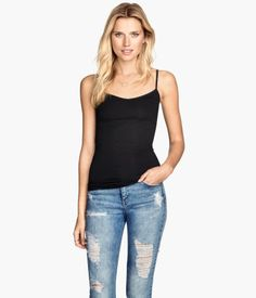 H&M Basic top €4,99