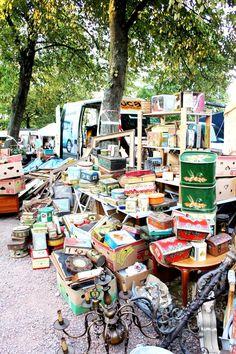 Vintage Wonderland Braderie de Lille.