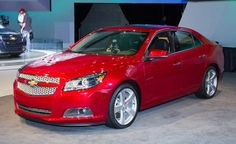 2013 Chevy Malibu, loved driving this car. Making this one right now along with the LaCrosse.