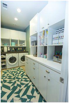 Laundry Rom Makeover