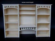 tutorial: miniature shop shelves