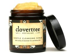 Gentle Cleansing Scrub | Clovertree Apothecary