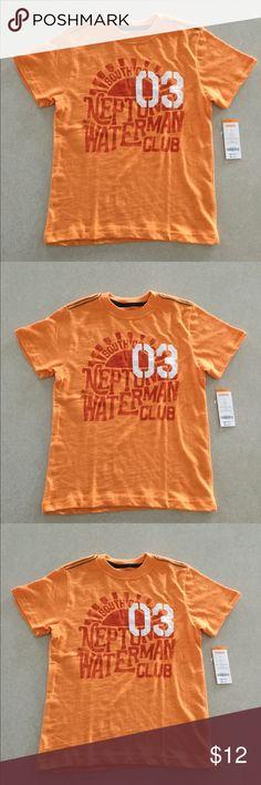 Boy's Gymboree Summer Linen Short Sleeve Tee Shirt Boy's Gymboree Summer Linen Short Sleeve Tee Shirt   Size Medium (7-8)  New with tags Gymboree Shirts & Tops Tees - Short Sleeve
