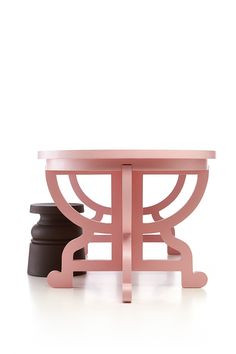 Paper Table Tal with Container New Antiques Stool BY MOOOI  CALL FOR DISCOUNT PRICING  305-757-5001