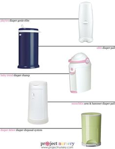 http://www.genderneutralbabyclothes.com/category/ubbi-diaper-pail/ Which diaper pail do you recommend?