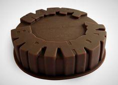 Happy Birthday Cake Pan.
