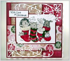 Especially For You: Stocking Fillers at The Stamp Basket