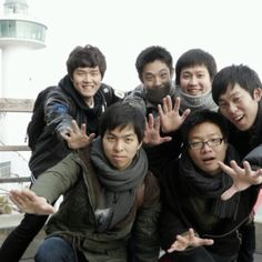 my campusfriends. In busan (hobor city in korea)